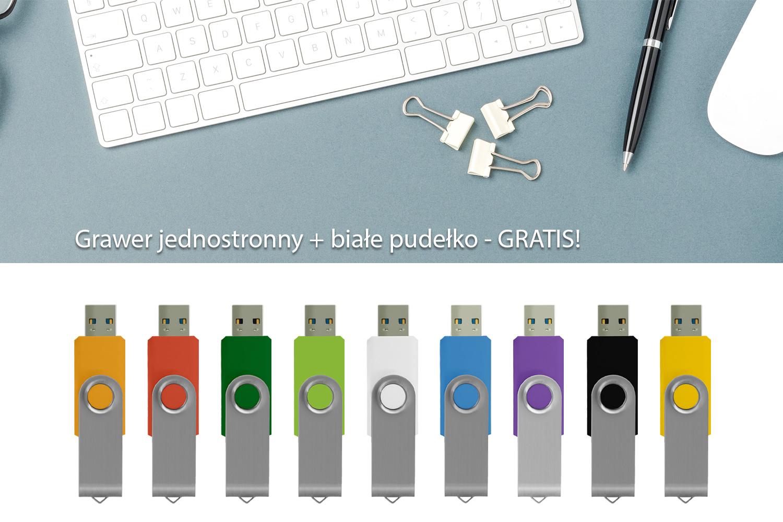Promocja na pamięci USB Goodram
